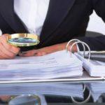 Аудит документов организации